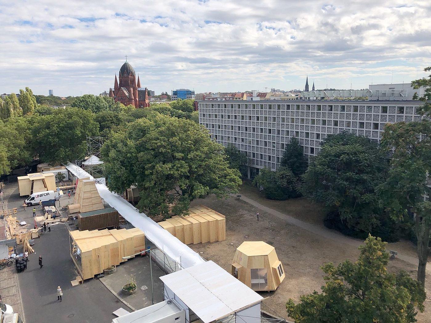 NLC-Campus von oben (c) Antje Schröder, KPB